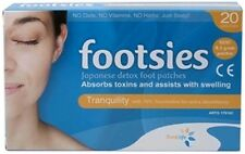 Thinklife Footsies Tranquility 20 patches - Japanese Detox Foot Patches
