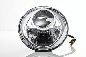 NCC - Nolden LED 7 Hauptscheinwerfer  Schwarz-Chrom