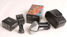 Minolta Angle Finder & Magnifier V Set - Both EX++/Mint in Box