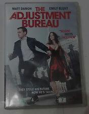 The Adjustment Bureau (DVD, 2011)Florence Kastriner, Lorenzo Pisoni, Matt Damon,