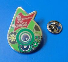 BEIJING 2008 SUMMER OLYMPIC COCA COAL COKE PIN LAPEL