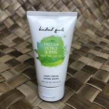 Kindred Goods Old Navy Freesia Petals & Rain Hand Cream Lotion 2 Oz NEW