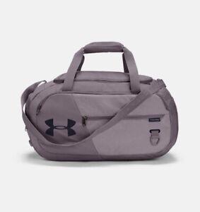 Under Armour UA Undeniable 4.0 Small Duffle Bag All Sport Duffel Gym Bag