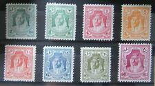 Jordan SC #208-215  EMIR HUSSEIN  MH/MNH  stamp set