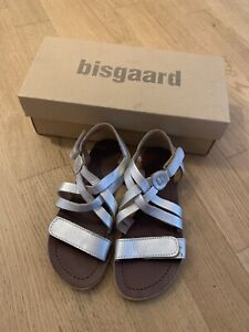 Bisgaard Sandalen *neu* Gr.  32 - silber