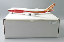 Boeing House Color B747-8 Sunrise Reg: N6067E JC Wings 1:200 Diecast SAMPLE..B