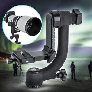 For BEIKE BK-45 Camera Lens 360 Degree Swivel Panoramic Gimbal Tripod Ball
