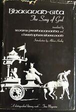 Bhagavad-Gita The Song of God Prabhavananda Swami