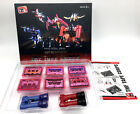 New In Stock Laserbeak Ravage THF-01P6 Six Tapes Rumble Action Figure Kids Toys