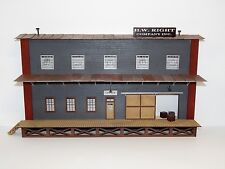 O On30 Scale Craftsman Kit HW Right Co. Low Relief building front