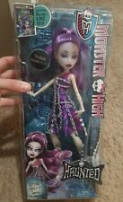 Monster high getting ghostly Spectra Vondergeist Doll (RARE & HARD TO FIND)