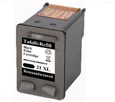 For HP 21 Printer Cartridge Deskjet F2180 F2224 F2280 F4100 F4172 F4180 Black