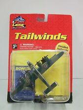 Maisto Tailwinds Fast Lane Die Cast Series I B-24D Liberator with stand NIB