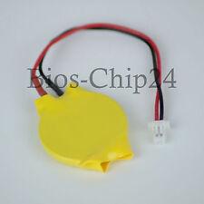 Bios CMOS Batterie HP Elitebook 2510p 2560p 2570p 2570 8760w 8470p 6460b Battery