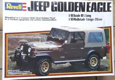 Revell Jeep Golden Eagle H-7481 0389 im Maßstab 1:16