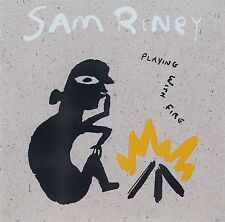 Sam Riney-playing with Fire/CD (sindrome Records SD 8906) - TOP-stato