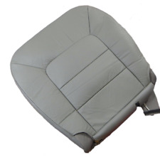 03-06  Ford Expedition Eddie Bauer XLS Passenger Bottom Leather Seat cover GRAY