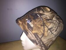 Carhartt Force Swifton Camo Hat/Beanie ~ Realtree Xtra Green w/ Orange ~ NWT