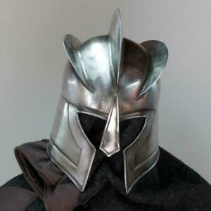 Medieval Kingsguard Helmet Knight Warrior metal Armor Helmet