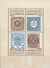 Dänemark / Danmark Block 2** HAFNA`76