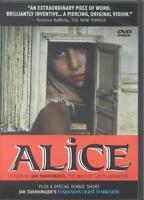 ALICE NEW DVD