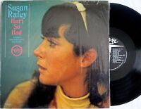 Susan Rafey HURT SO BAD 1966 lp Verve V-8636 popcorn Northern Soul MONO shrink