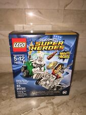 LEGO DC COMICS SUPER HEROES MIGHTY MICROS SET 76070 WONDER WOMAN VS DOOMSDAY