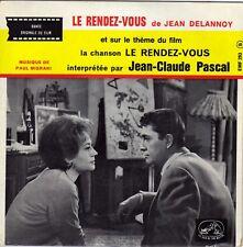 BOF LE RENDEZ-VOUS PAUL MISRAKI JEAN-CLAUDE PASCAL LEO CHAULIAC FRENCH EP OST