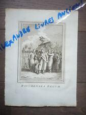 GRAVURE 1752 RAUCHENARA BEGUM ROSHANARA PRINCESSE IMPERIALE INDE INDIA