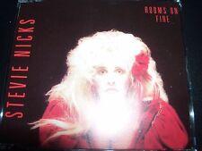 Stevie Nicks (Fleetwood Mac) Rooms On Fire CD Single