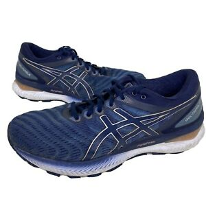 ASICS Men's Size US 10 Gel Nimbus 22 Running Sneakers