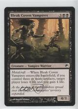 2010 Magic: The Gathering - Scars of Mirrodin #55 Bleak Coven Vampires Card 3g6