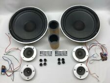 VINTAGE PIONEER CS-G201W SPEAKERS Parts Tested Excellent Condition Make Your Own