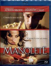 MANOLETE (Penelope Cruz) - BLU-RAY NUOVO E SIGILLATO, PRIMA STAMPA, NO IMPORT