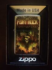 Fort Rock Music Festival Zippo Limited Edition