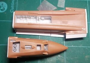AA Productions 1/32 scale Recce nose section for Tamiya /Revell RF4B,C,E Phantom