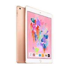 Apple iPad 6th Gen 128GB Gold Wi-Fi MRJP2LL/A
