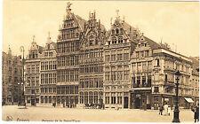 Anvers, Belgium - Maisons de la Grand'Place