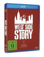 West Side Story [Blu-ray //NEU/OVP] Natalie Wood, Robert Wise, Leonard Bernstein