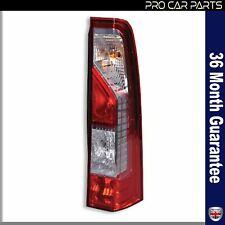 RENAULT MASTER MK4 / Tailgate Light Lamp / REAR RIGHT / 265500023R - 93197461