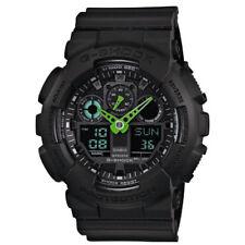 Orologio Subacqueo G-Shock Casio GA-100C-1A3ER Digitale Cronografo Resina 200mt