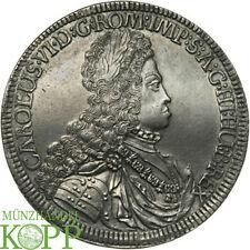 B161) RDR Taler 1716 KARL VI 1711-1740