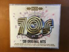 ORIGINAL HITS - SEVENTIES.         SIX COMPACT DISCS SET.     130. ORIGINAL HITS