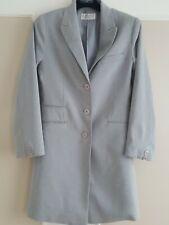 manteau veste gris clair doublé léger Hennes Coll. T.3