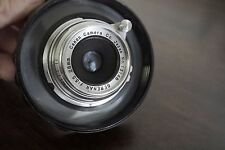 Canon Serenar 28mm F3.5 Leica Screw Mount M39 LTM Lens