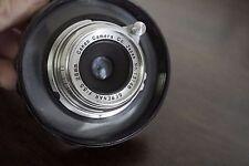 Canon Serenar 28mm F3.5 Leica Screw Mount M39 LTM Lens