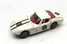 Clean Loose Corgi GT Britain Marcos Volvo 1800 GT #8 Die Cast Car #324 Vintage