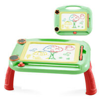 Kids Magnetic Drawing Board with Holder Graffiti Painting Board Educational Toys