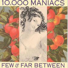 Audio CD Few & Far Between / Candy Everybody Wants - 10,000 Maniacs -