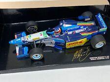 1/18 Minichamps Benetton Renault B195 from 1995 French GP Michael Schumacher